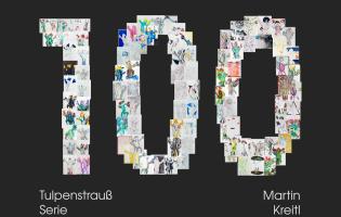 100-Plakat